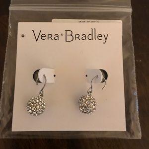 Vera Bradley Radiant Fireball Drop Earring